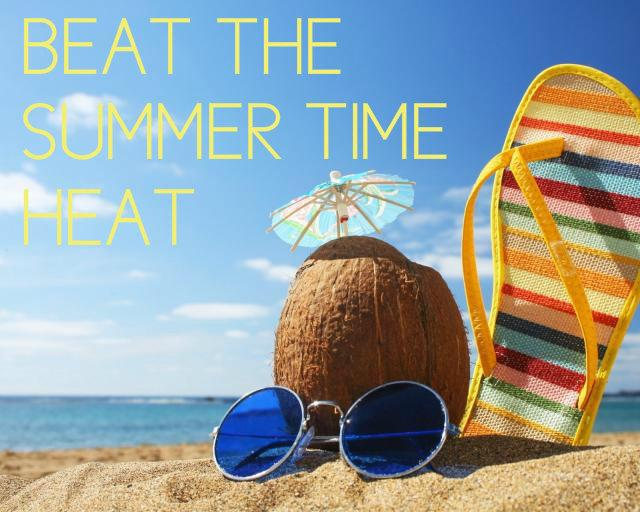Beat the Summer time with hear