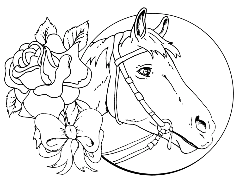 Free Coloring Pages for Girls